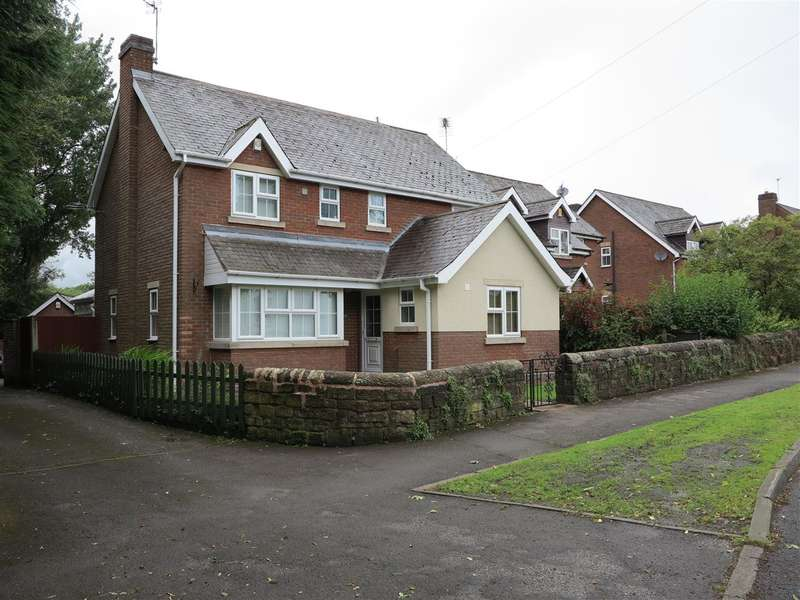 4 Bedrooms Detached House for sale in Main Road, Smalley, Ilkeston, Derby