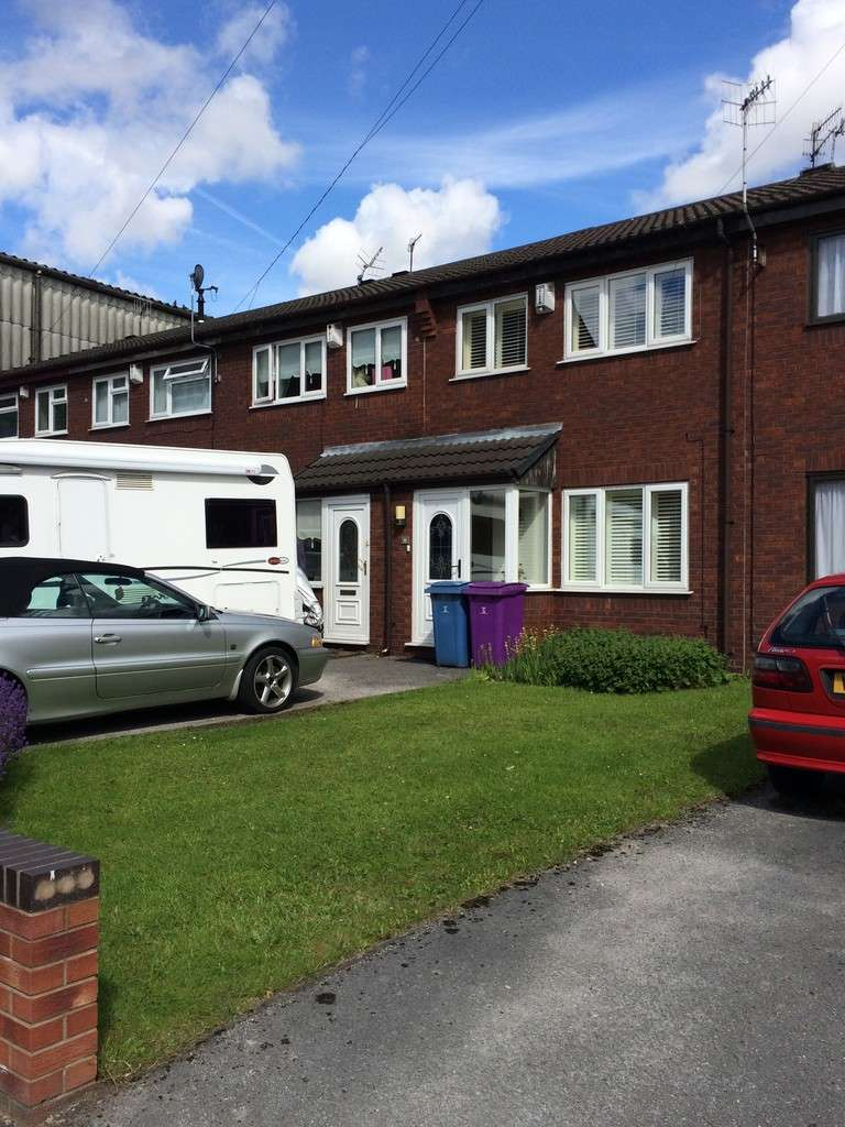 3 Bedrooms Terraced House for sale in Pearson Street, Liverpool, L15