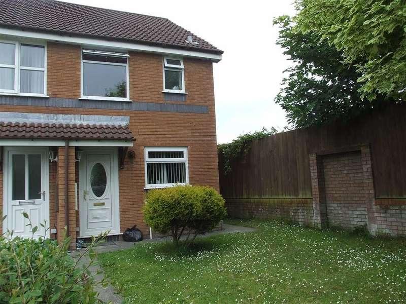 2 Bedrooms Property for sale in Llys Baldwin, Gowerton