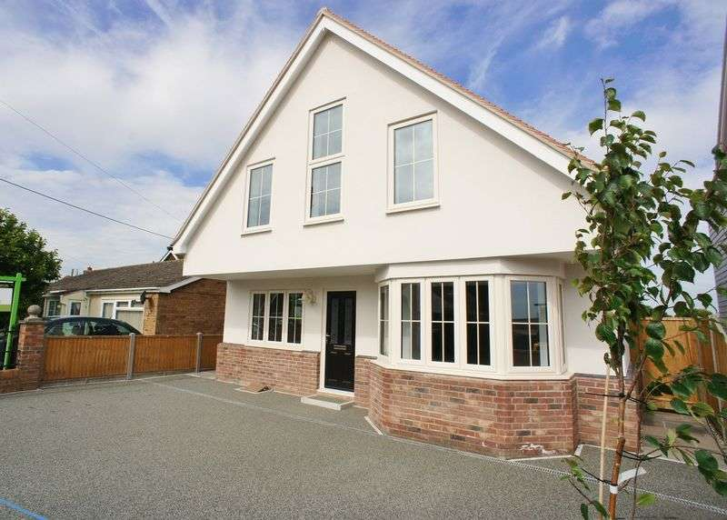 4 Bedrooms Detached House for sale in St. Mary's Road, Aingers Green, Gt Bentley