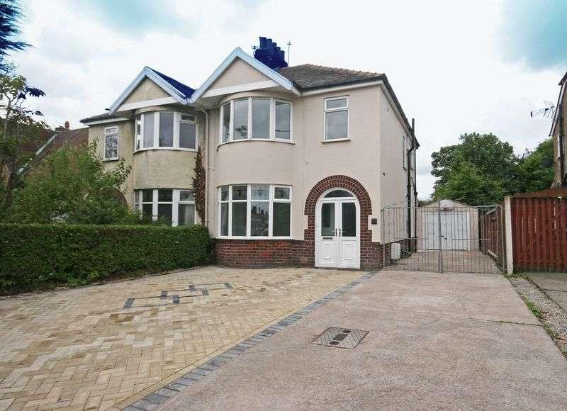 3 Bedrooms Semi Detached House for sale in Garstang Road East, Poulton-Le-Fylde