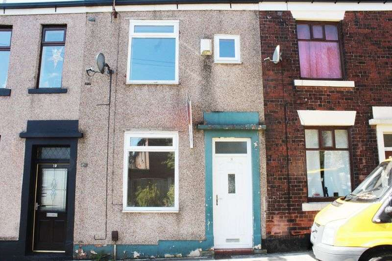 3 Bedrooms Terraced House for sale in Carlisle Street, Rochdale