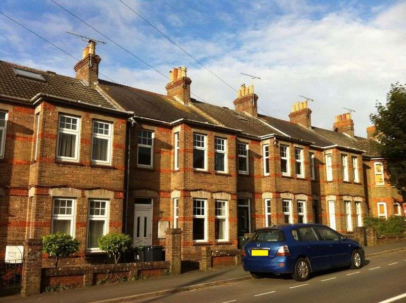 4 Bedrooms Terraced House for sale in Damers Road, Dorchester