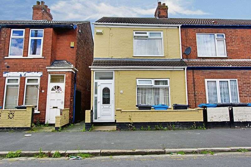 3 Bedrooms Terraced House for sale in Essex Street, Hull