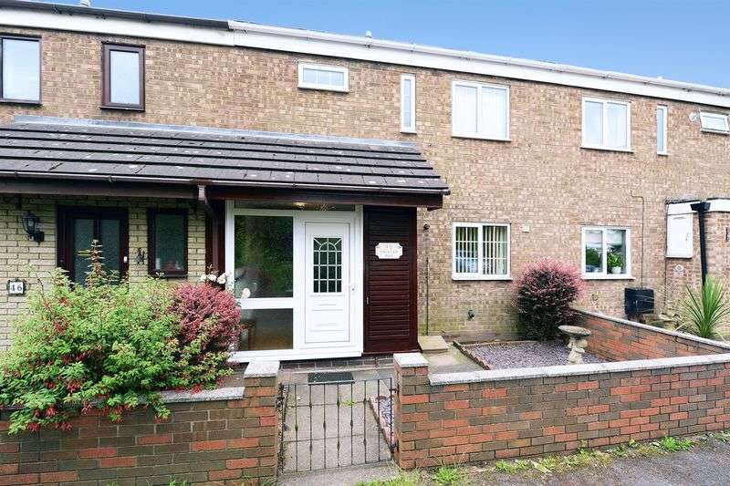 3 Bedrooms Semi Detached House for sale in Princes End, Dawley Bank, Telford, Shropshire.