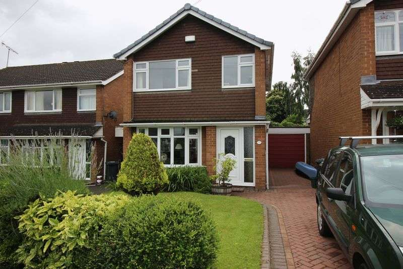 3 Bedrooms Detached House for sale in Dale Road, Shrewsbury