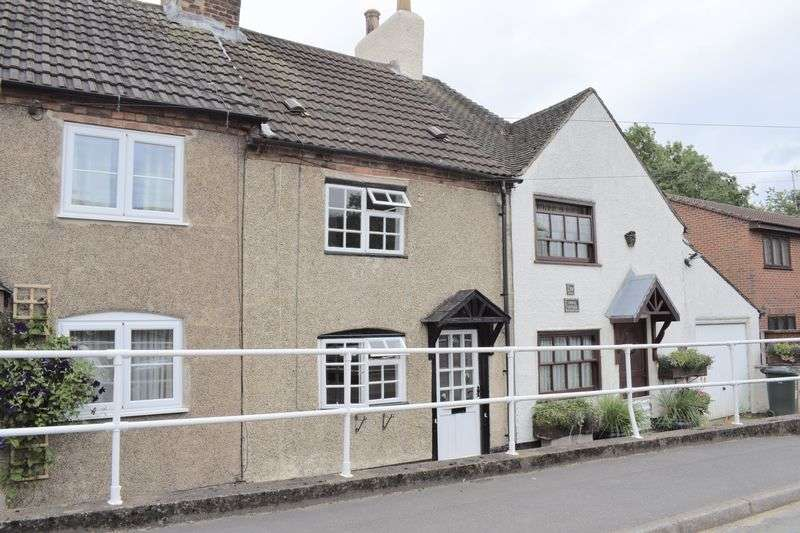 2 Bedrooms House for sale in Brook Street, Swadlincote