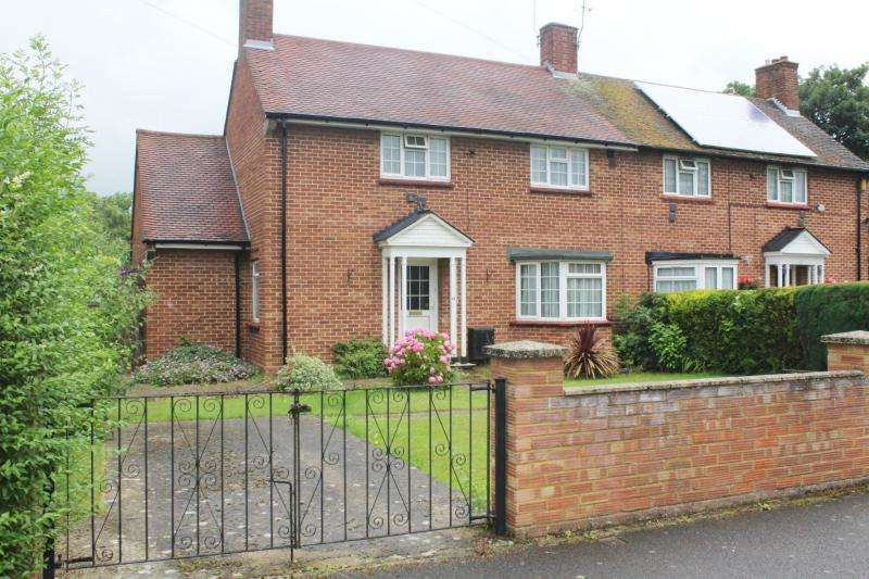 3 Bedrooms Semi Detached House for sale in Fairfield Avenue