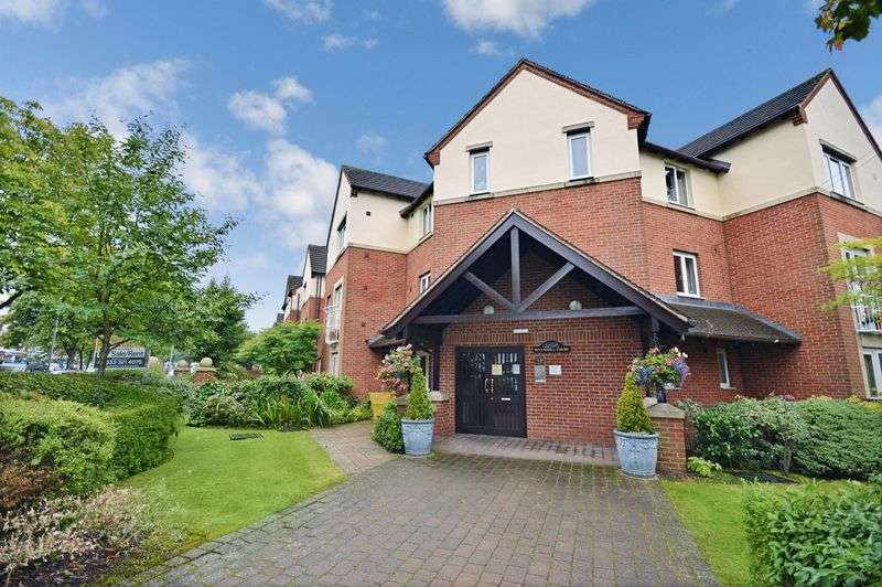 2 Bedrooms Retirement Property for sale in Rivendell Court, Birmingham, B28 8AT