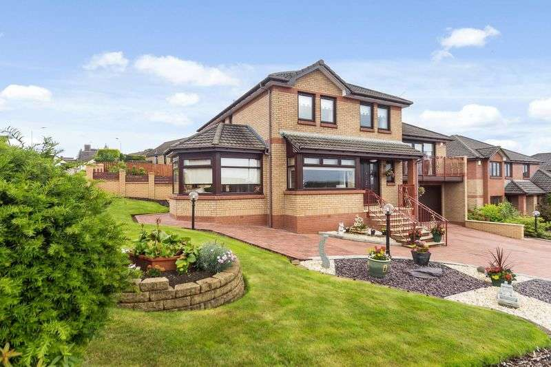 4 Bedrooms Detached House for sale in Kairnhill Court, Lanark