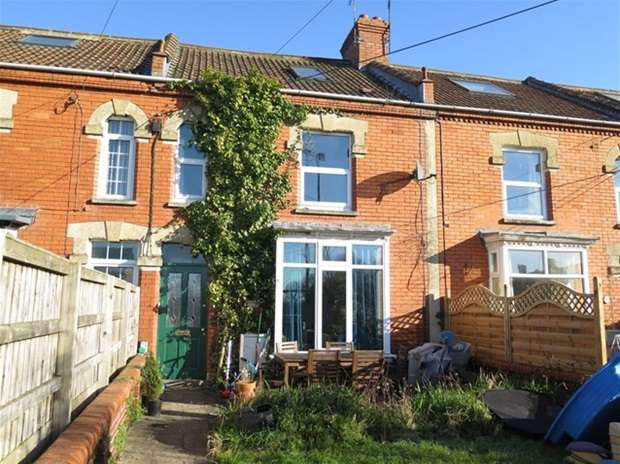 4 Bedrooms Terraced House for sale in Rowdens Road, Wells