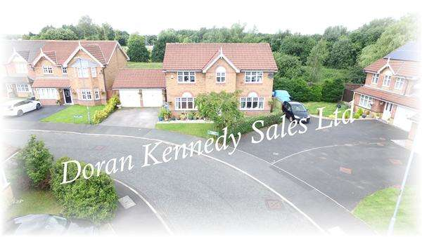 4 Bedrooms Detached House for sale in Elliott Drive, Kirkby