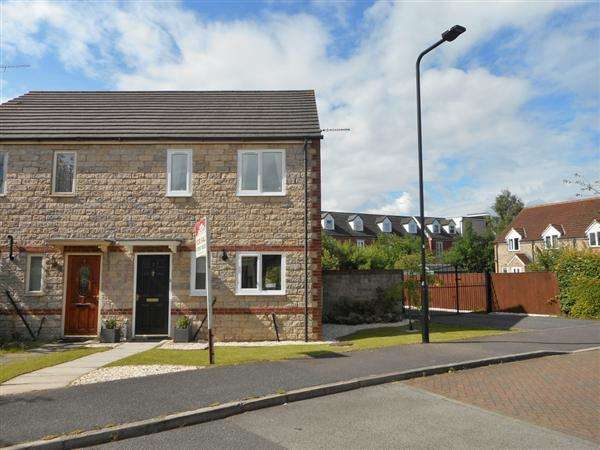 3 Bedrooms Semi Detached House for sale in Euston Way, Laughton, Sheffield