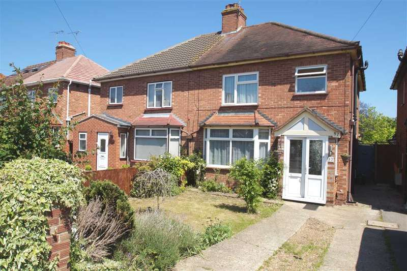 3 Bedrooms Semi Detached House for sale in Rainsborowe Road, Colchester