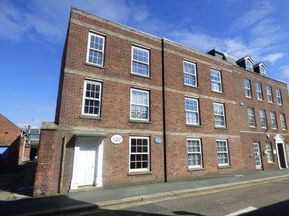 1 Bedroom Flat for sale in 52 Lugley Street, Newport, Isle of Wight