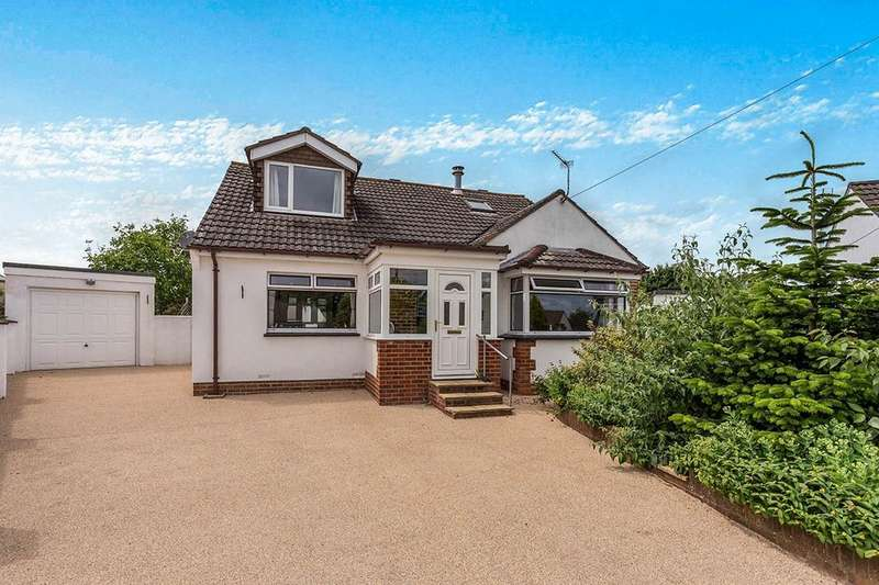 5 Bedrooms Detached House for sale in Luscombe Close, Ipplepen, Newton Abbot, TQ12