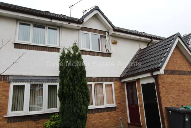 2 Bedrooms Terraced House for sale in Aldermoor Close, Openshaw, M11 1GF