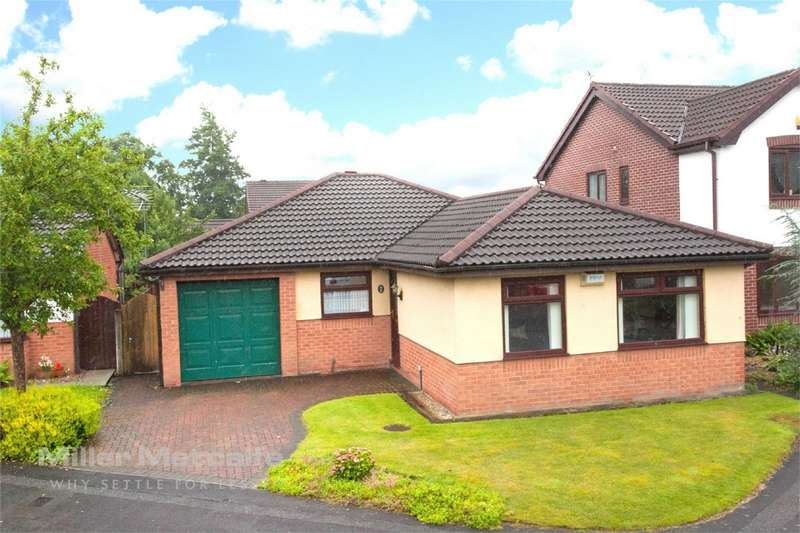 3 Bedrooms Detached Bungalow for sale in Applecross Close, Birchwood, Warrington, Cheshire