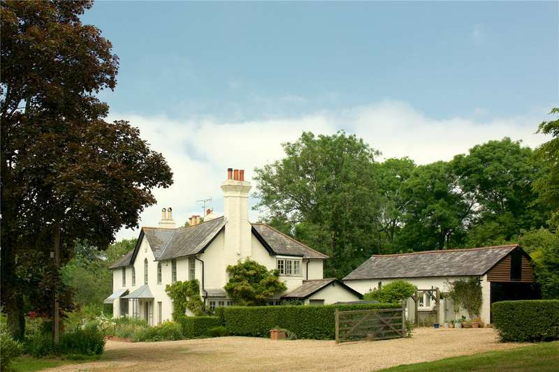 5 Bedrooms Detached House for sale in Stonestile Lane, Westfield