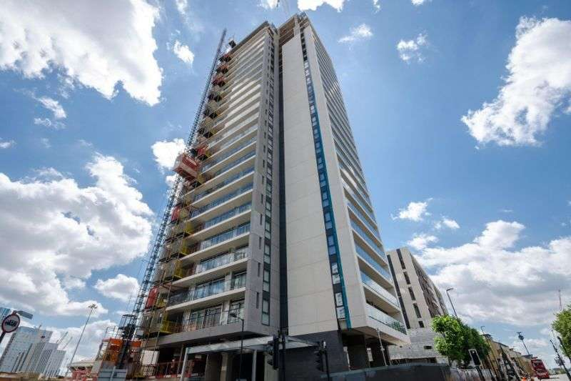 1 Bedroom Flat for sale in Horizons Tower, Yabsley Street, Canary Wharf, E14