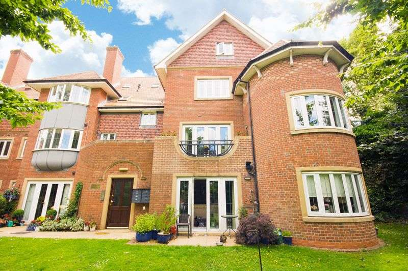 2 Bedrooms Flat for sale in Sycamore Lodge, Greystones Drive, Darlington, DL3 9TN