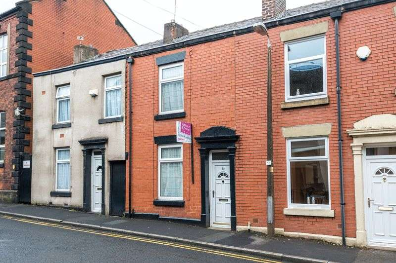 2 Bedrooms Terraced House for sale in Byron Street, Chorley