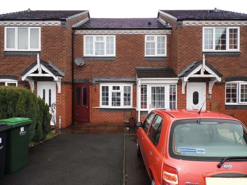 3 Bedrooms Terraced House for sale in Devey Drive, Tipton