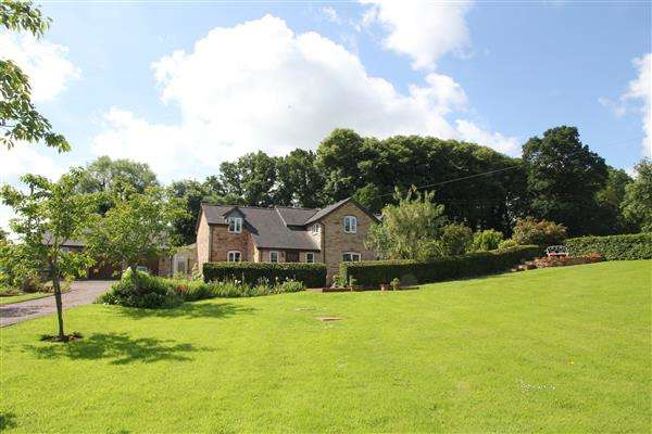 4 Bedrooms Detached House for sale in Gorsley, Nr. Ross-on-Wye