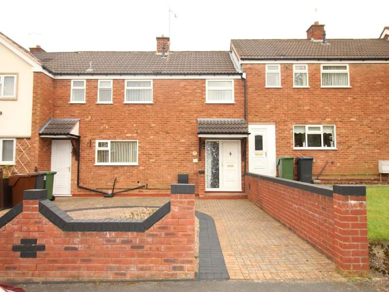 3 Bedrooms Semi Detached House for sale in Mercia Close, Bromsgrove, B60
