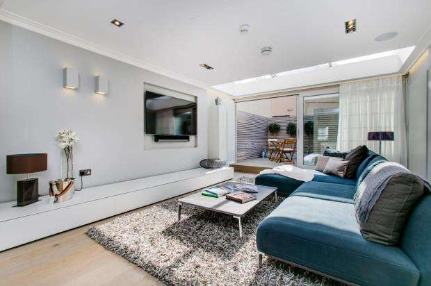 2 Bedrooms House for sale in Walton Street, Chelsea, SW3