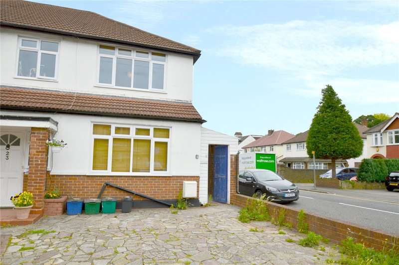 2 Bedrooms End Of Terrace House for sale in Christchurch Road, Purley