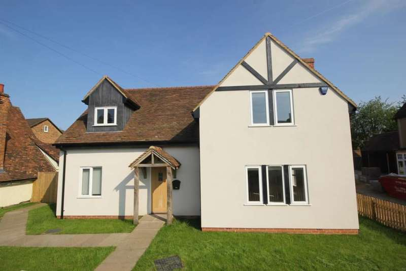 4 Bedrooms Detached House for sale in BRAND NEW IN THE HEART OF THE VILLAGE, Church Street, Bovingdon