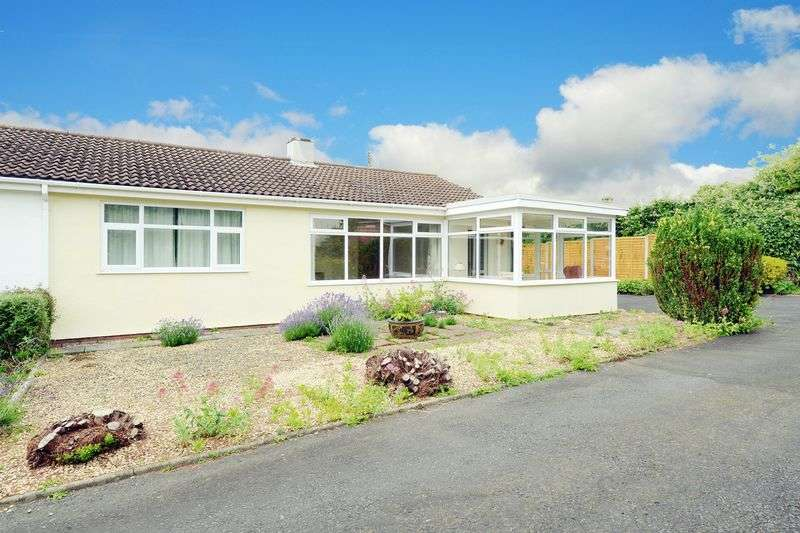 2 Bedrooms Semi Detached Bungalow for sale in Adams Close, Alveley