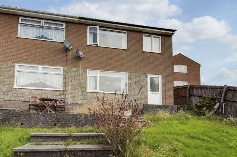 3 Bedrooms Semi Detached House for sale in Cheviot Close, Newport