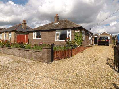 2 Bedrooms Bungalow for sale in Hilgay, Downham Market, Norfolk