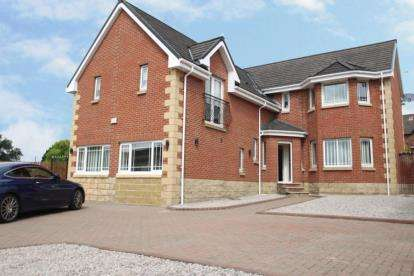 4 Bedrooms Detached House for sale in London Road, Mount Vernon