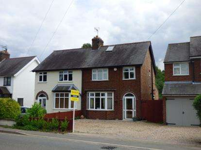 Semi Detached House for sale in Winchester Road, Countesthorpe, Leicester, Leicestershire