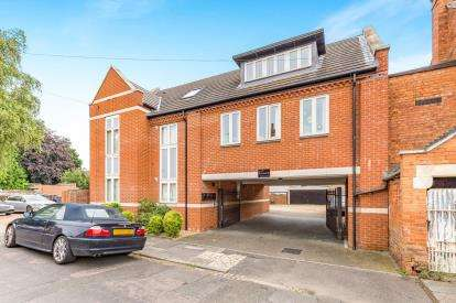 1 Bedroom Flat for sale in Lincoln Street, Northampton, Northamptonshire