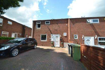 3 Bedrooms End Of Terrace House for sale in Osprey Lane, Wellingborough, Northamptonshire
