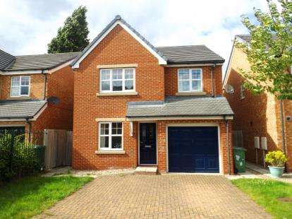 4 Bedrooms Detached House for sale in Caspian Close, Thornaby, Stockton-On-Tees, Durham
