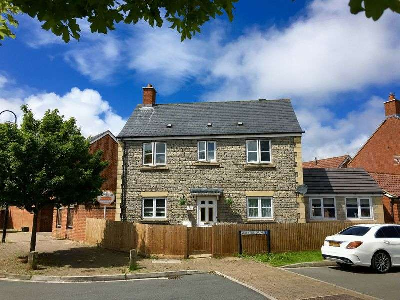 3 Bedrooms Detached House for sale in Longridge Way, Weston-Super-Mare