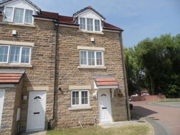 4 Bedrooms End Of Terrace House for sale in LAKESIDE MEWS THORNE DONCASTER