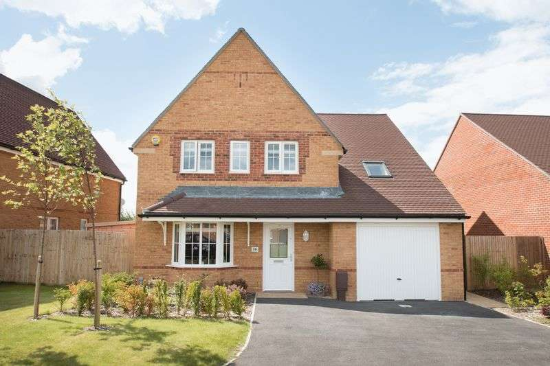 4 Bedrooms Detached House for sale in Tramway Close, Chichester