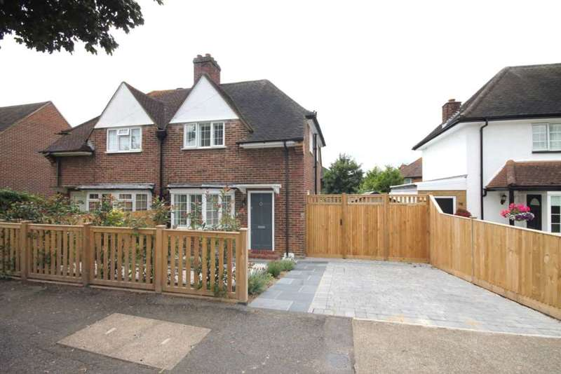 3 Bedrooms Semi Detached House for sale in Long Walk, New Malden