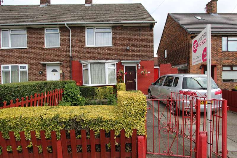 2 Bedrooms Town House for sale in East Damwood Road, Speke, Liverpool