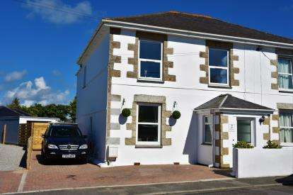 5 Bedrooms Semi Detached House for sale in Chili Road, Illogan Highway, Redruth
