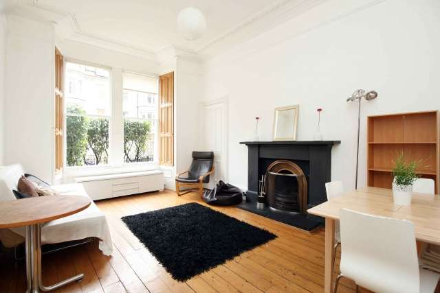 2 Bedrooms Ground Flat for sale in Marchmont Road, Marchmont, Edinburgh, EH9 1HZ