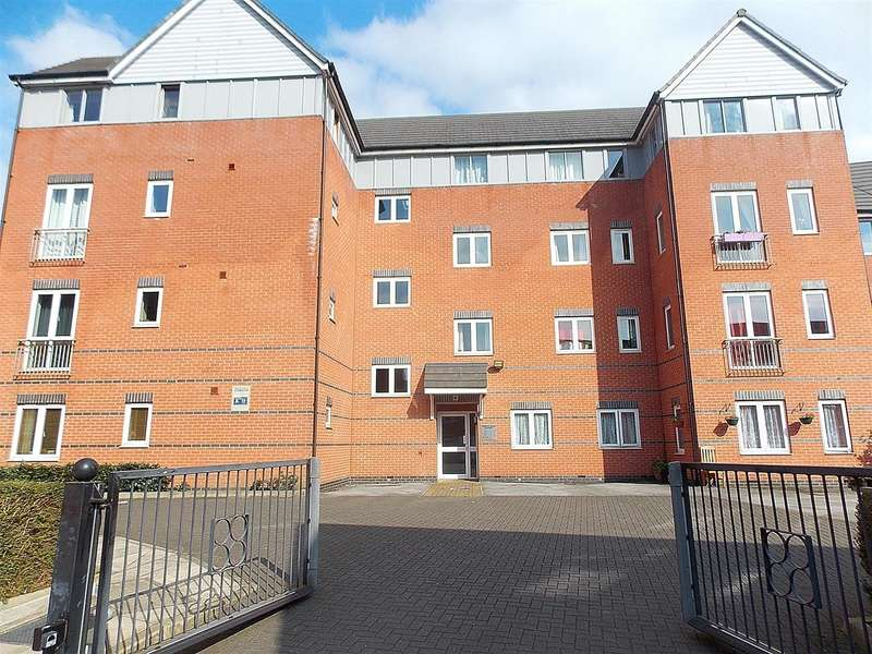 2 Bedrooms Flat for sale in Thornfield Square, Long Eaton
