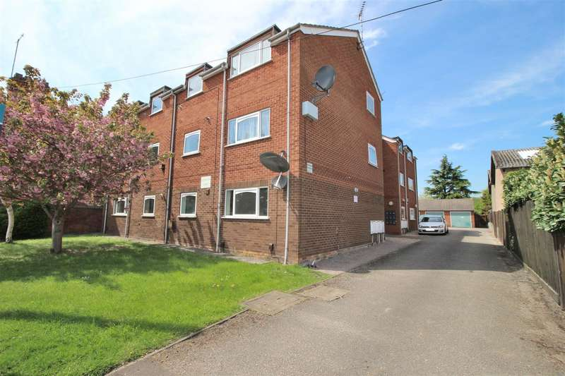 2 Bedrooms Flat for sale in Westgate Court, High Road, Beeston