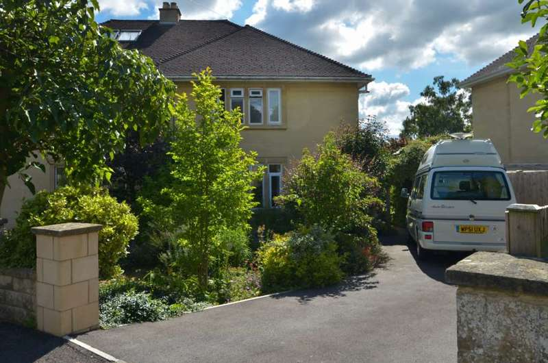 3 Bedrooms Semi Detached House for sale in Cedric Road, Bath